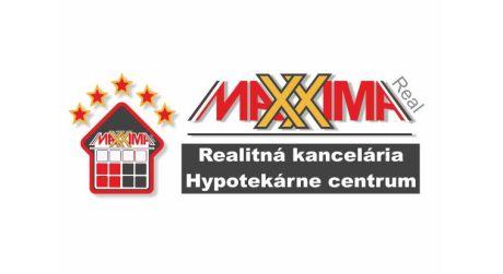 RK MAXXIMA  hladá 1 - 2 izbové byty
