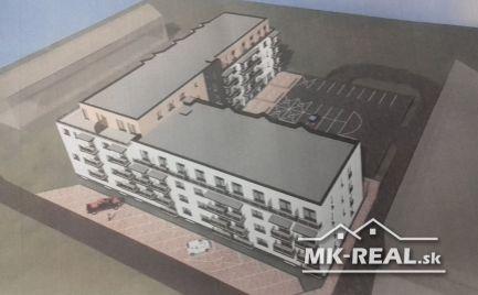 Novostavba byty centrum  Malacky