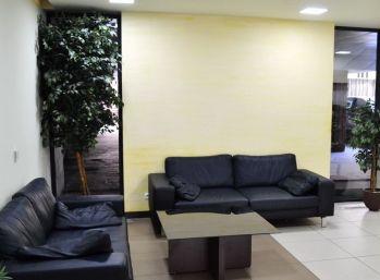 BA Dunajská – Open space + 6 kancelárií + zasadačka + serverovňa 325,92 m2.