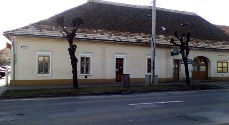 Predaj budovy v centre Krupiny