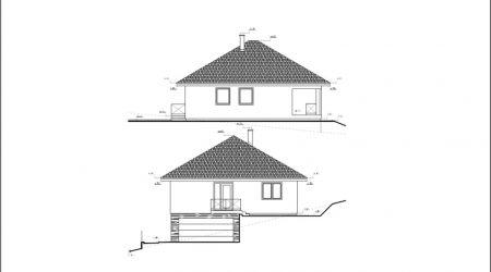 Ponúkame na predaj výstavbu rodinného domu s pozemkom.