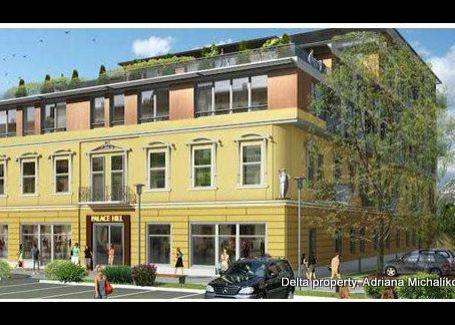 DELTA PROPERTY ponúka lukratívne priestory na predaj v Poprade.
