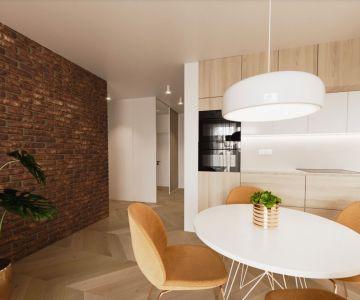 1 izbový byt v novostavbe blízko centra mesta Ružomberok