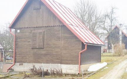 Záhradná chata 35 m2 v Martin-Stráne, pozemok 325 m2