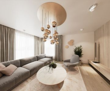 4 izbový byt v novostavbe + 2 parkovacie miesta blízko centra mesta Ružomberok