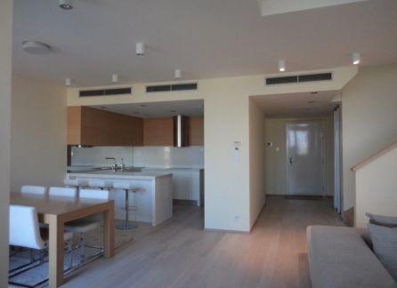 StarBrokers – Prenájom nadštandardného 4-izbového mezonetového bytu v River Parku