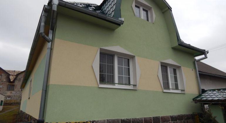 Exluzívne-Predaj 5 izbový rodinný dom, Janova lehota, okres Žiar Nad Hronom