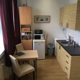 Útulný 1-izb byt v novostavbe, komplet zariadenie, Stará Vajnorská, Nové mesto