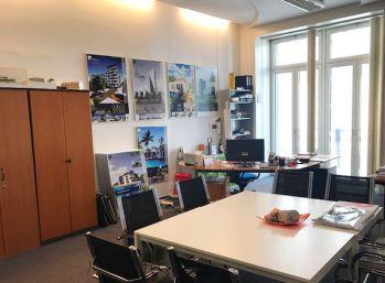 BA Laurinská – dve reprezentatívne kancelárie 89,56 m2 + balkón.