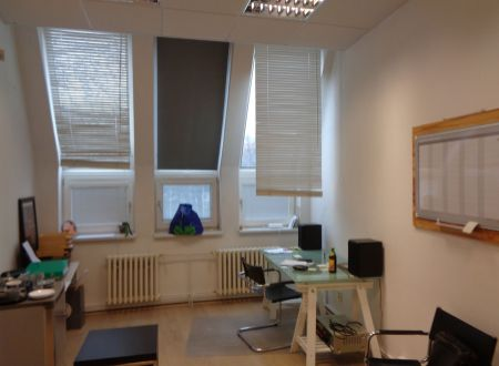 Administratívny priestor, výborná poloha, Wolkrova ulica Bratisalva-Petržalka