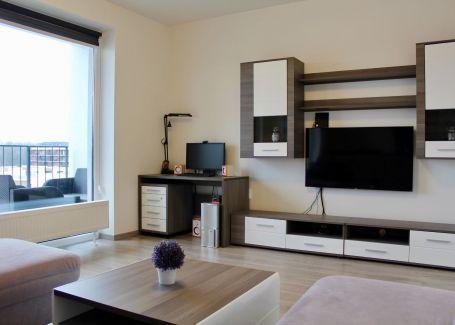 DELTA - Zariadený 3 izb.byt s garážovým státím, Slnečnice