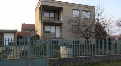 Rodinný dom na predaj v obci Gbelce.