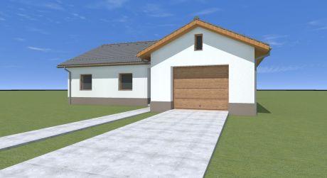4 - izbový rodinný dom  123m2 , 760 m2 pozemok, Malomdulló 4km od Mosonmagyaróváru