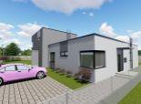 Predaj Novostavby 4-izbového rodinného domu, Monárska Alej, Čierna voda (Chorvátsky Grob)