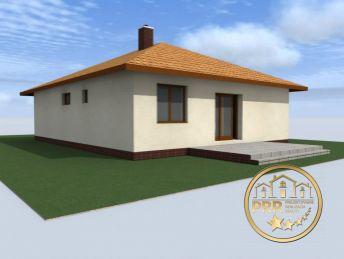 Výstavba RD v Sliezskej osade na pozemku 800m2.