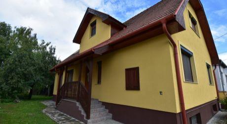 4 izbový rodinný dom v pohraničnej obci Bezenye