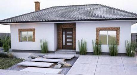 Na predaj rodinný dom - NOVOSTAVBA na Bešeňovskej ceste v Nových Zámkoch