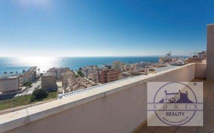 Penthouse na predaj v Santa Pola, Alicante, Španielsko