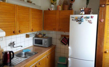 Na predaj 4i byt so zasklenou loggiou v Petržalke na Osuského ul.