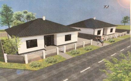 REZERVOVANÝ - Praktický 4 izb rodinný dom v novej časti obce Lehnice