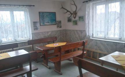 Rodinný dom v obci Krásnohorské Podhradie.