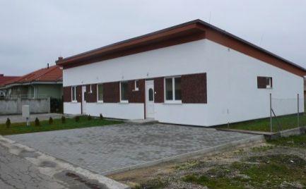 Novostavba v obci Moravské Kračany