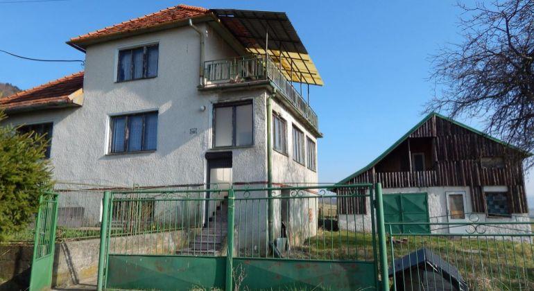 Exluzívne- Na predaj 3 izbový rodinný dom 2332 m2, Horná Trnavka, okres Žiar Nad Hronom