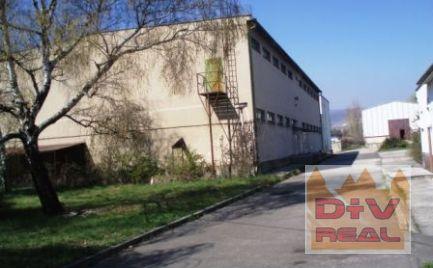 Pozemok, skladovo-administratívny areál, Pezinok, časť Grinava na predaj.