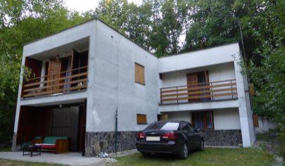 PRAŠICE, Duchonka, murovaná chata s pozemkom