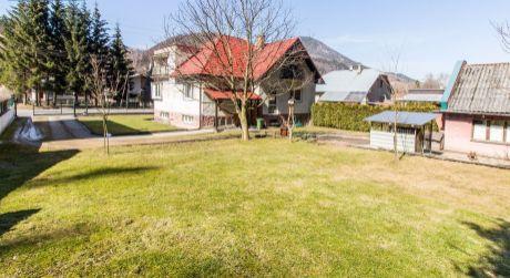Rodinný dom s pozemkom až 1413 m2