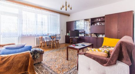 Nadrozmerný 2 izbový byt (84,74m2) s balkónom – Malé Tatry