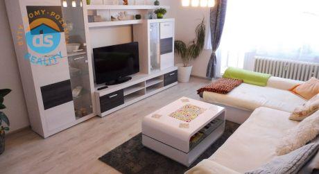 Na predaj 3 izbový byt s 2 balkónmi, 70 m2, Trenčín, 28. októbra