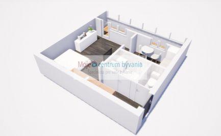 PREDANÉ - Ponúkame na predaj 1 izb. byt v Bratislavskej Dúbravke - pri zimnom štadióne, 31m2