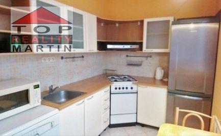 2 - izbový byt 57 m2 s loggiou v lokalite Martin - Podháj