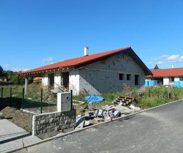 REZERVOVANÝ! Novostavba 4 izbového rodinného domu Liptovská Ondrašová