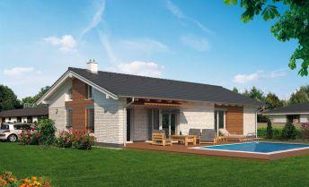 Novostavba 4 izbového rodinného domu Liptovská Ondrašová
