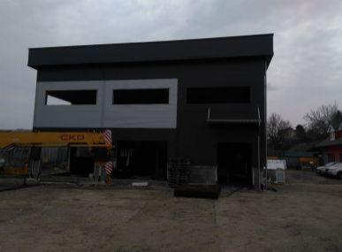 MAXFIN REAL -  Polyfunkčná budova vo výstavbe v Nitre
