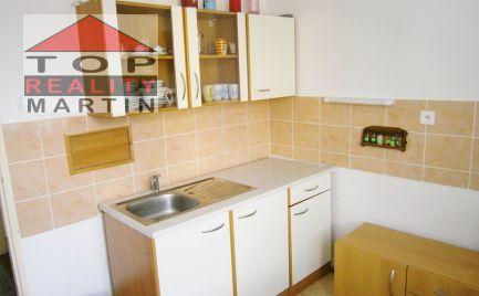 1 - izbový byt 36 m2 s balkónom v lokalite Martin - Sever