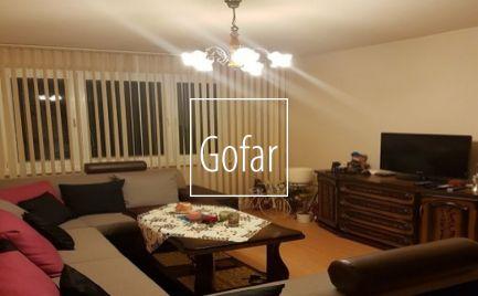 Krásny priestranný 2 izbový byt s loggiou po kompletnej rekonštrukcii, 65 m2