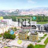 Garážové státie v novostavbe, Muchovo námestie - Petržalka