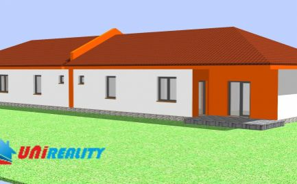 Obec SVINNÁ - novostavby na predaj - 4 izby - terasa 12m2 - pozemky 380 - 512 m2