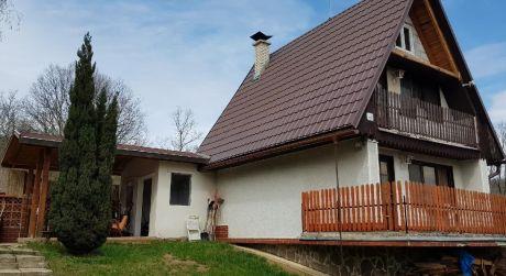 Chľaba - Kováčovo - rodinný dom - chata s krásnym výhľadom. ODPORÚČAME!!
