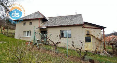 Na predaj rodinný dom, dvojgaráž, 1.129 m2, Bzince pod Javorinou, Cetuna