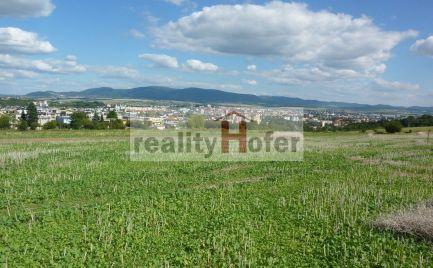 Pozemok na výstavbu RD 612m2, Rúrky, Prešov