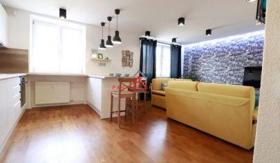 Nádherný,2 izbový,tehlový byt,54m2, prenájom, Košice-Staré mesto, Zimná ulica