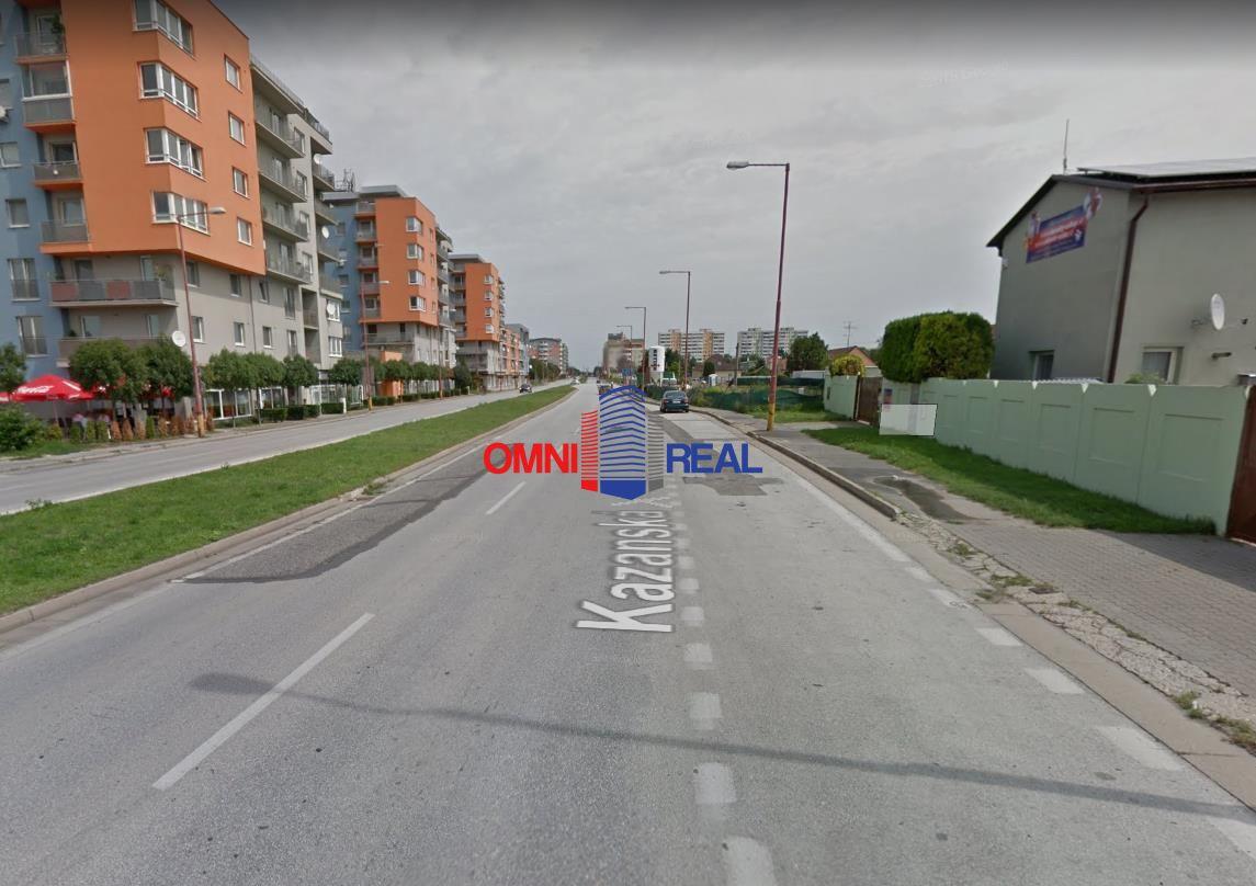 Obchodný objekt-Predaj-Bratislava - m. č. Podunajské Biskupice-330000.00 €