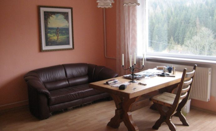 Priestranný 3-izbový byt v horskom prostredí obce Huty
