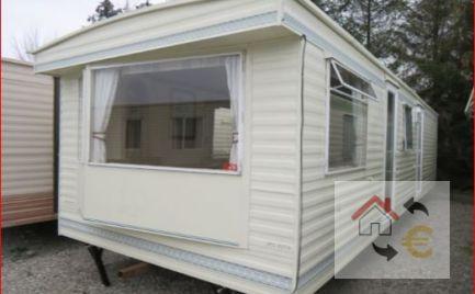 MALÝ Mobilný dom vhodný na celoročné bývanie, kompletne zariadený 31 m2