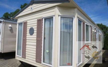 3 izbový mobilný dom ZATEPLENÝ - na celoročné bývanie, kompletne zariadený 47 m2