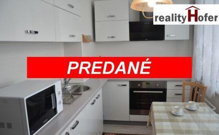 Komplet. zrekonštr. 2 izb. byt 53m2, Obrancov mieru, Prešov